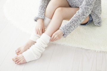 足先が凍ってます…長年の「冷え症」を本気でどうにかする方法