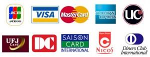 小型船舶免許取得にクレジットカードが使えます。