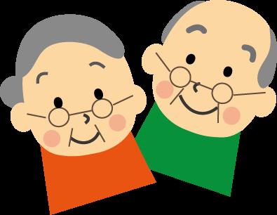 「高齢者 イラスト」の画像検索結果