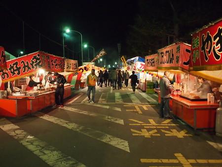 竹駒神社屋台