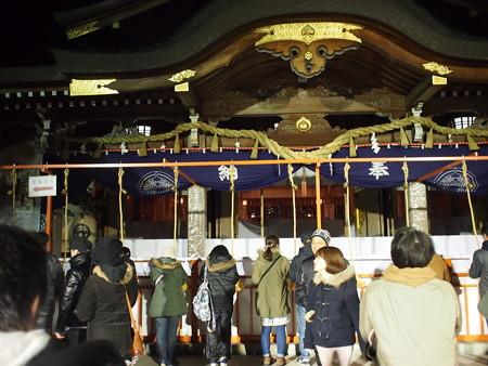 竹駒神社 拝殿