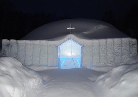 09氷の教会