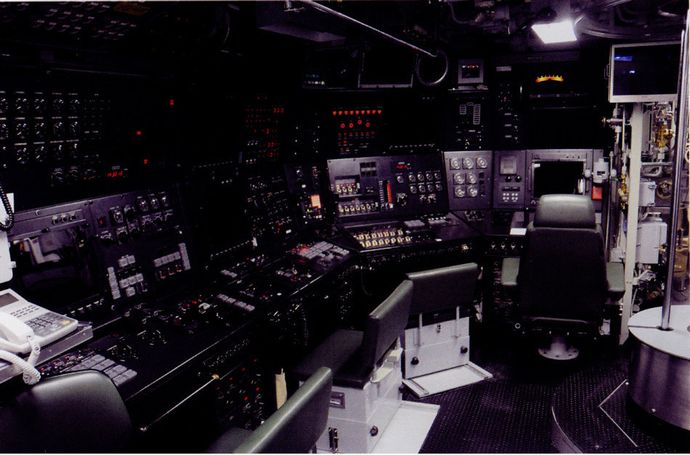 海上自衛隊の最新鋭そうりゅう型潜水艦の艦内情報を入手したアルww | 莉緒のきまぐれブログ