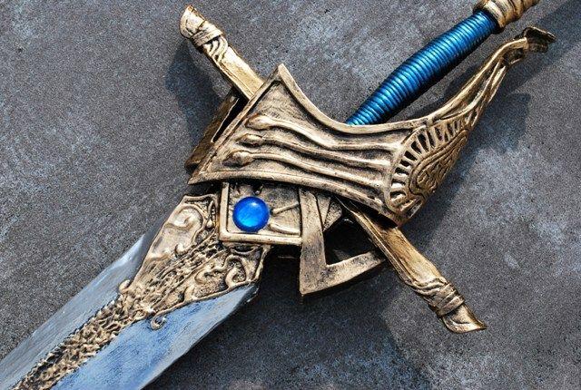 ゼミ 神剣