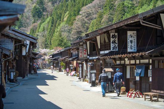 奈良井宿 4