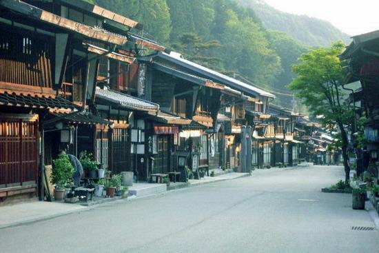 奈良井宿 5