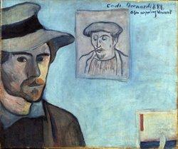 エミール・ベルナールが描いたゴッホ
