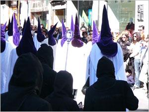 復活祭のパレード
