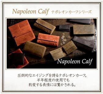 ナポレオンカーフ シリーズ