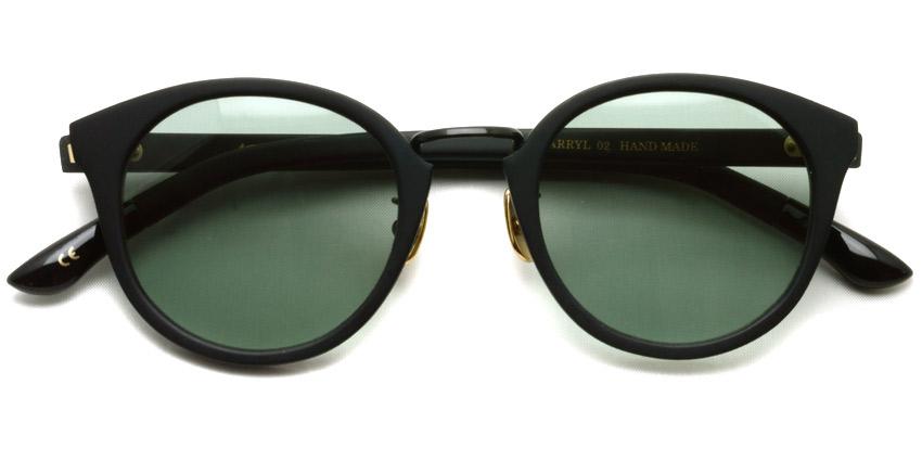 A.D.S.R. / DARRYL02 / MATTE BLACK / ¥17,000 + tax