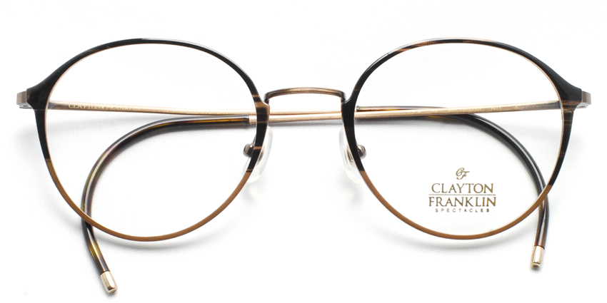 CLAYTON FRANKLIN / 603 / BR / ¥32,000 + tax