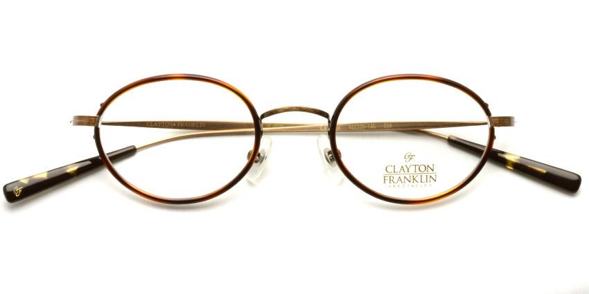 CLAYTON FRANKLIN / 559 / BR / ¥31,500 + tax