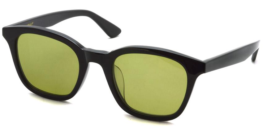 A.D.S.R. / ZAPPA01(a) / Shiny Black - Llght Green Lenses / ¥16,000 + tax