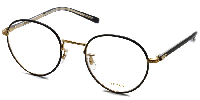 EYEVAN / E-0504 / BKG / ¥33,000+tax