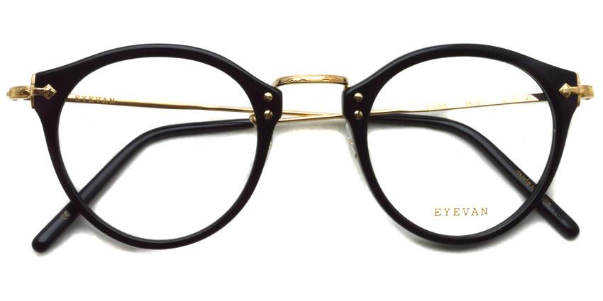 EYEVAN / E-0505 / BKG / ¥33,000+tax