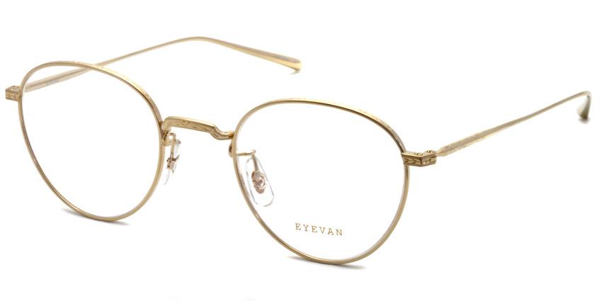 EYEVAN / JONATHAN / Gold / ¥31,000+tax