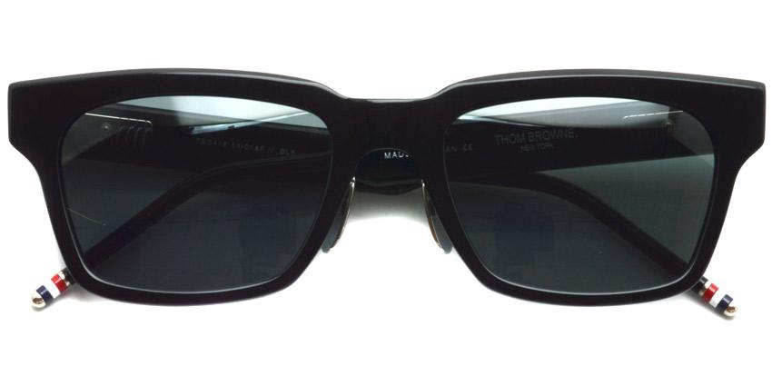 Thom Browne / TB-418 Sun / Black - Dark Grey / ¥55,000 + tax