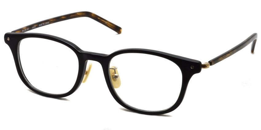 BOSTON CLUB / KEVIN01 / Black/Tortoise - Gold / ¥24,000+tax