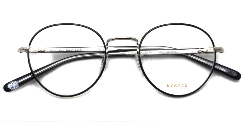 EYEVAN / E-0504 / BKS / ¥33,000+tax