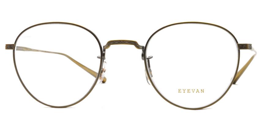 EYEVAN / JONATHAN / Antique Gold