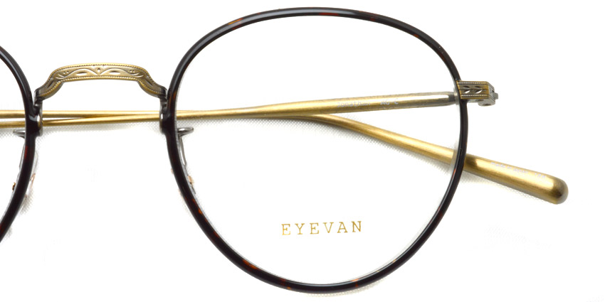 EYEVAN / JONATHAN / Antique Gold-C / ¥34,000+tax