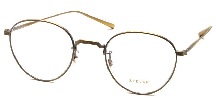 EYEVAN / JONATHAN / Antique Gold / ¥31,000+tax