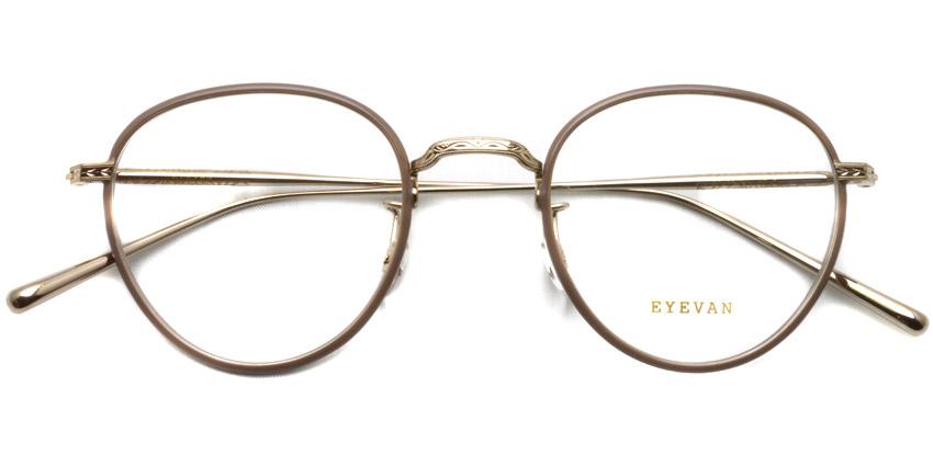 EYEVAN / JONATHAN / White Gold-C / ¥34,000+tax