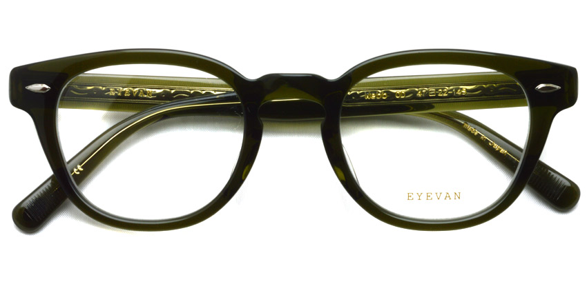 EYEVAN / WEBB / OD / ¥27,000+tax