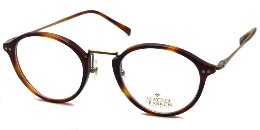 CLAYTON FRANKLIN / 643 / DM / ¥30,000 + tax