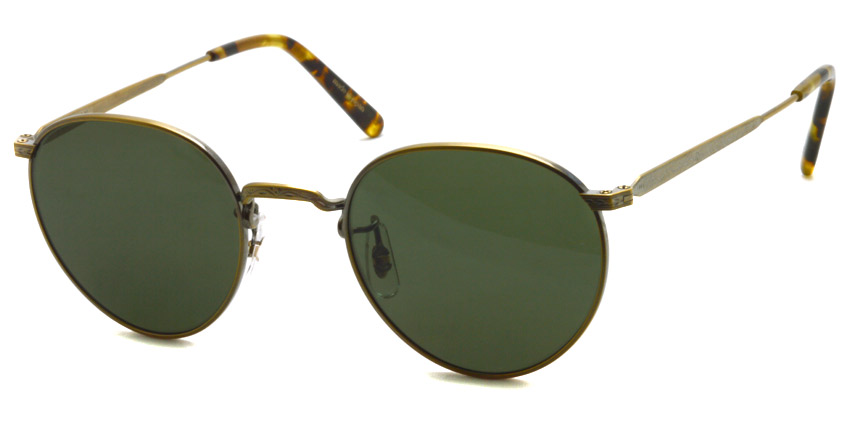 EYEVAN / E-0020 SG / Antique Gold / ¥34,000+tax