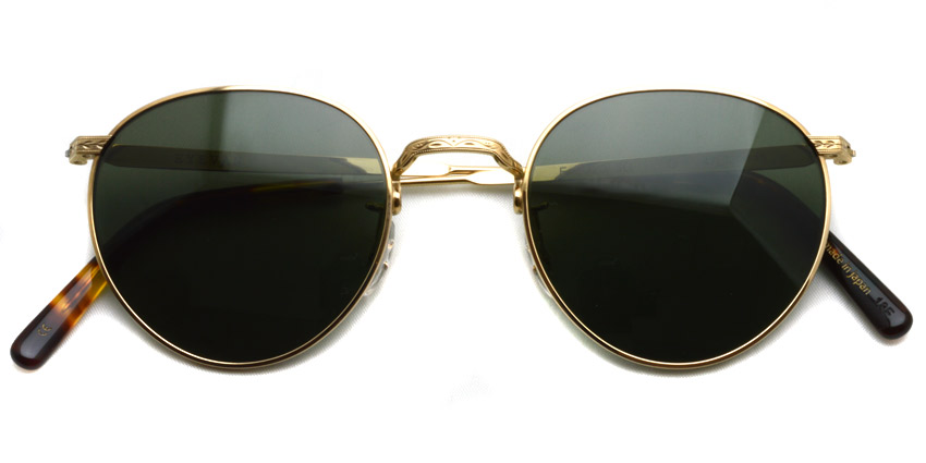 EYEVAN / E-0020 SG / Gold / ¥34,000+tax