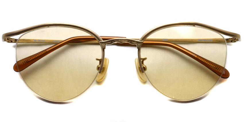 BOSTON CLUB / BART02 / Shiny Gold - Light Orange / ¥31,000+tax
