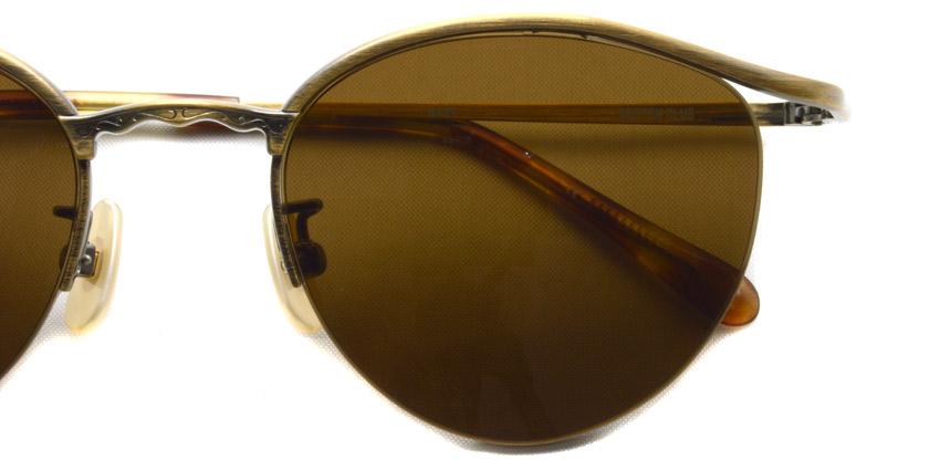 BOSTON CLUB / BART04 / Antique Gold - Dark Brown / ¥31,000+tax