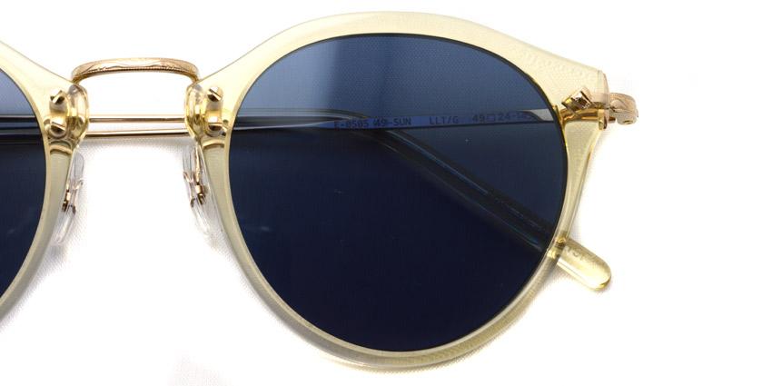 EYEVAN / E-0505 Sun / LLTG - M.BLUE (Polar) / ¥38,000+tax