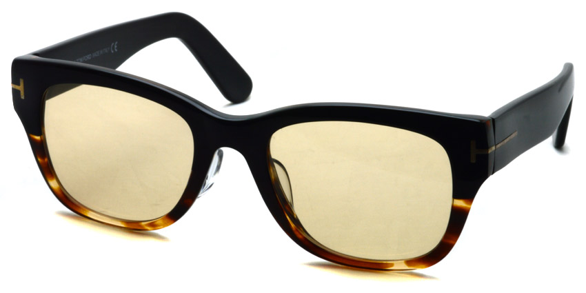 "TOMFORD / TF5379 ""Asian Fit"" / 005 - Light Brown Lenses / ¥47,000 + tax"