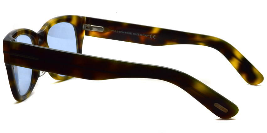 "TOMFORD / TF5379 ""Asian Fit"" / 052 - Light Blue Lenses / ¥47,000 + tax"