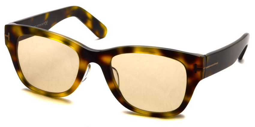 "TOMFORD / TF5379 ""Asian Fit"" / 052 - Light Brown Lenses / ¥47,000 + tax"