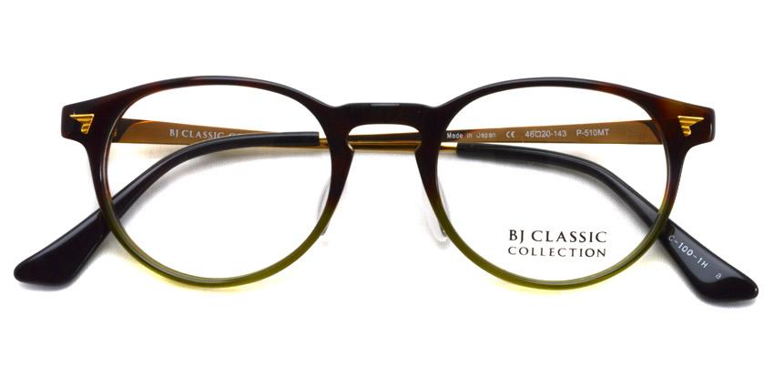 BJ CLASSIC / P-510MT / color* 100 - 1H / ¥28,000 + tax