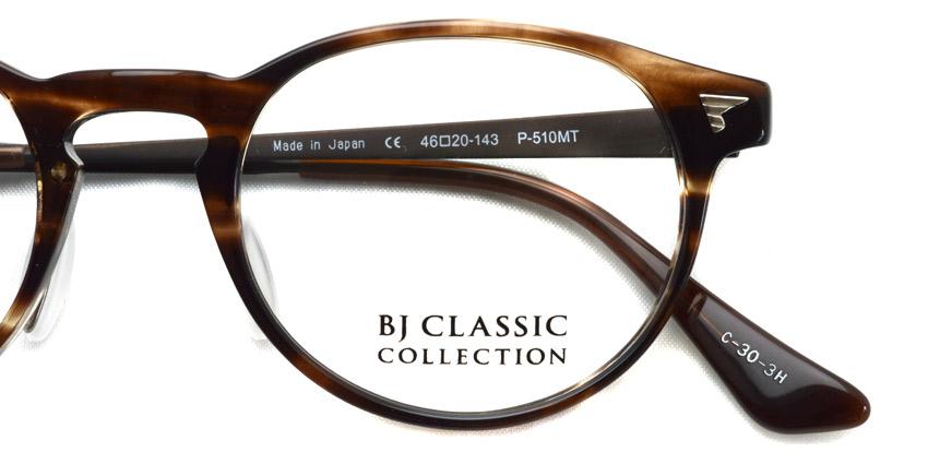 BJ CLASSIC / P-510MT / color*30-3H / ¥28,000 + tax