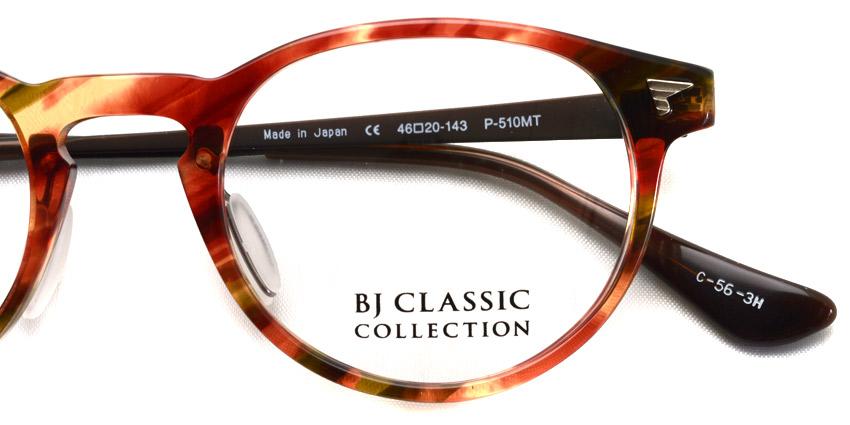 BJ CLASSIC / P-510MT / color*56-3H / ¥28,000 + tax