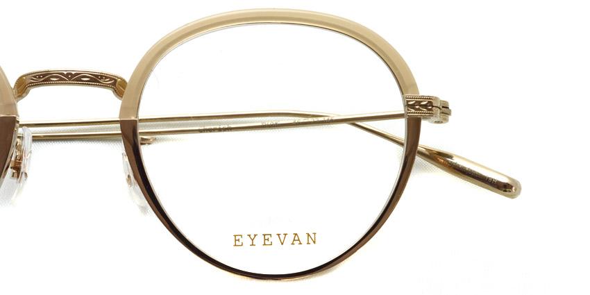 EYEVAN / CHERISH / IV/WG / ¥46,000 + tax