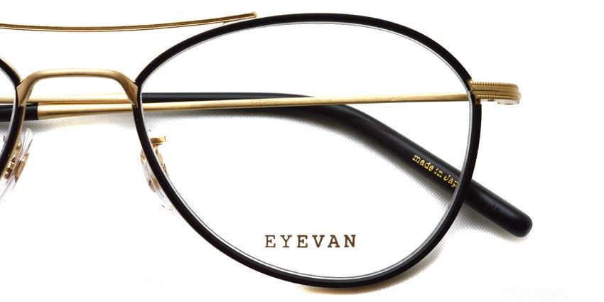 EYEVAN / COUGER / BG-W / ¥33,000+tax