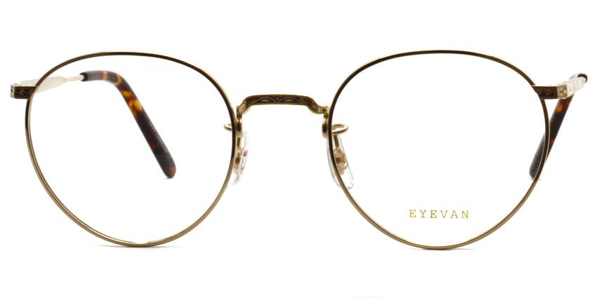 EYEVAN / E-0020 / Gold