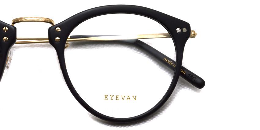 EYEVAN / E-0951 / MBKBG / ¥33,000 + tax