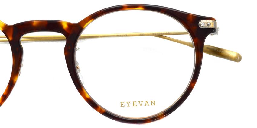 EYEVAN / BLISS / TORT / ¥34,000+tax