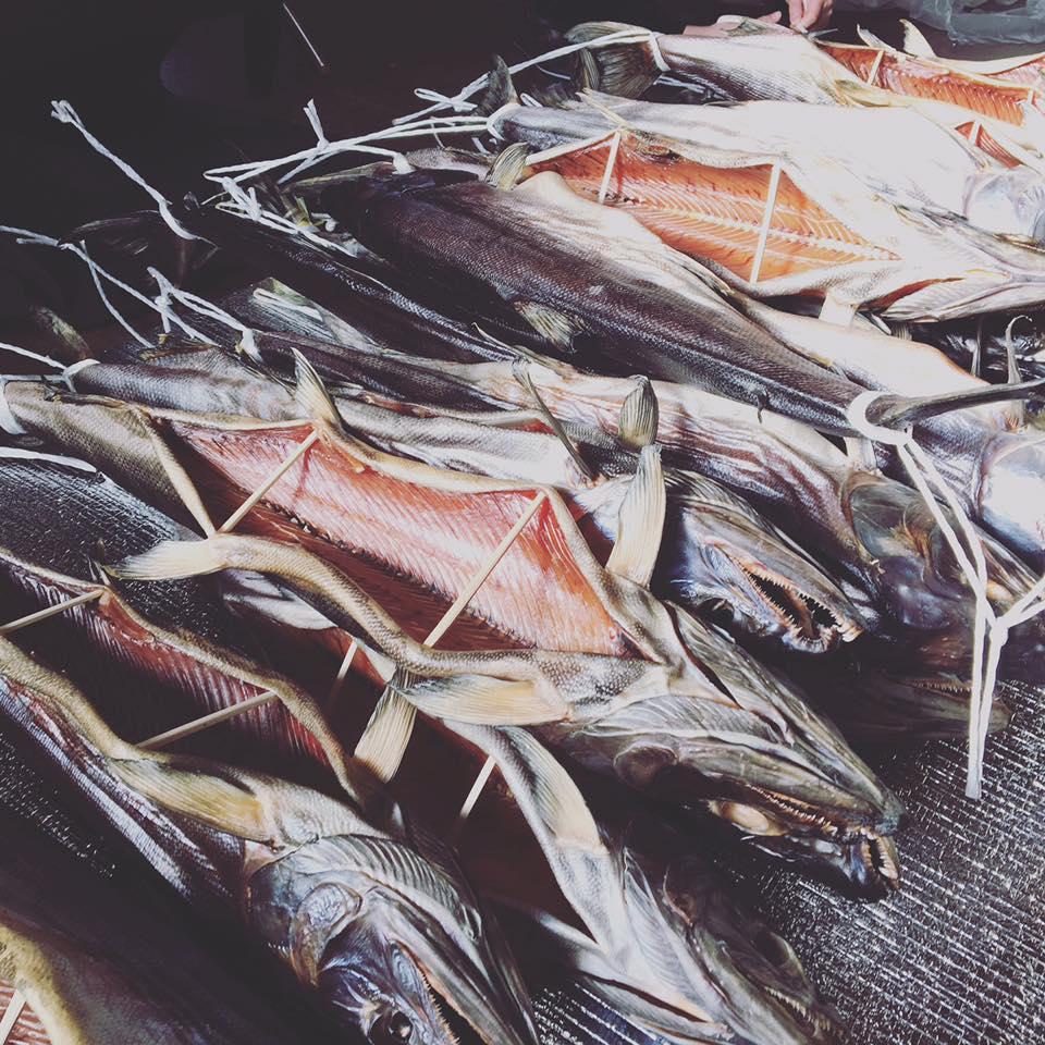 村上特産塩引き鮭