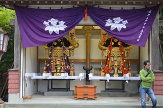 大槌町小槌神社例大祭