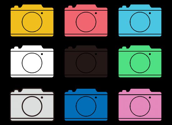 「カメラ ライン イラスト フリー―」の画像検索結果