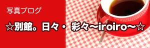 写真ブログ 別館☆日々・彩々~iroiro~