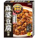 丸美屋 七味芳香 大人の中華 麻婆豆腐の素 辛口 120g